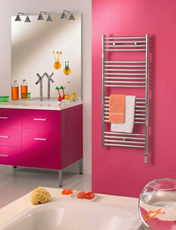 Bathworks - Zehnder Bisque radiators